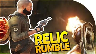 EPIC RELIC RUMBLE SHOOTOUT! - SOS The Ultimate Escape Gameplay Part 3
