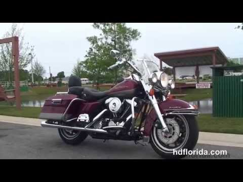 Used 1996 Harley Davidson Road King Motorcycles for sale - Clermont, FL