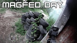 MagFed Paintball - TPL MagFed Day - Raw Footage
