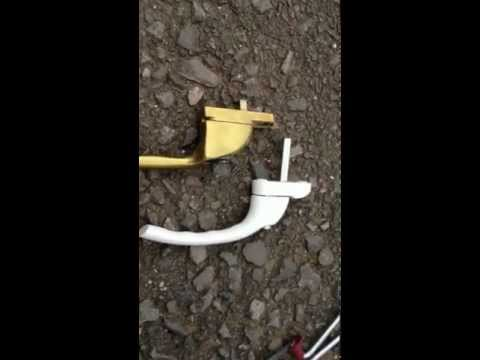 2012 How to Fit double glazing Window Locks