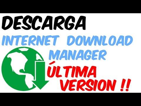 Como Descargar Internet Download Manager v6.21[Ultima Version][FULL][Español]_HD