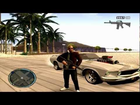 Graficos Del GTA 4 Para GTA San Andreas 1 Link [Loquendo] | Th3Cz4rMods