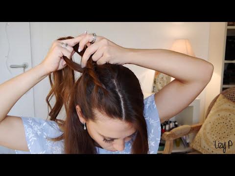 Peinados fáciles y rápidos para la vuelta a clases/trabajo! Back to School Hairstyles!
