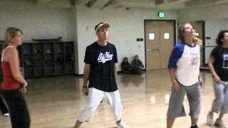 Tari Mannello Choreography at Cal Lutheran University 2006 feat. Houston