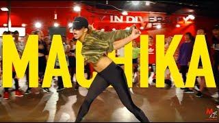 "Download Lagu J. Balvin Feat. Anitta & Jeon - ""MACHIKA"" | Phil Wright Choreography | Ig : @phil_wright_ Gratis STAFABAND"