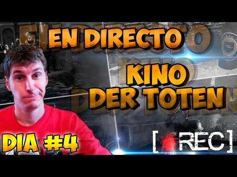 #PokeR En Live | Zombis en AW! | Día #4 | Kino Der Toten! (+65)