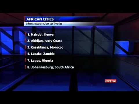 Nairobi topped as Africa's most expensive city