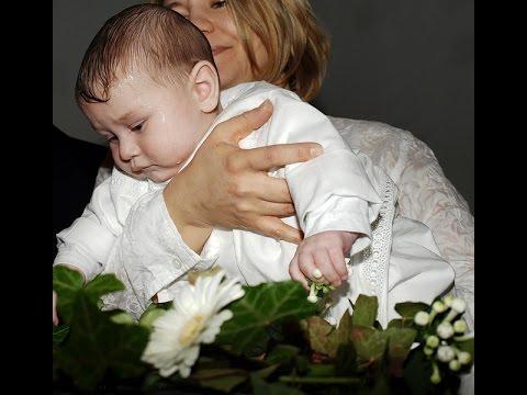 Zjawisko nadprzyrodzone uchwycone podczas chrztu dziecka!?
