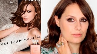 Keira Knightley Chanel Coco Mademoiselle Makeup (Colab with Sharon Farrell)