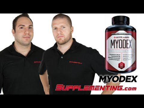 Axis Labs Myodex - Supplementing.com