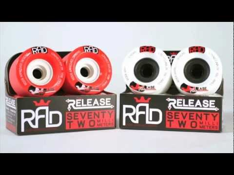 R.A.D. Product Guide: 72mm Releases