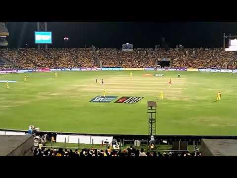 CSK vs Delhi Daredevils