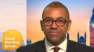 James Cleverly Defends Boris Johnson's Absence at TV Debate | Good Morning Britain