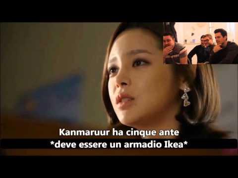 PROVA A NON RIDERE #2 - dialoghi coreani italianizzati