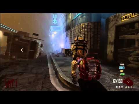Supervivencia en Estación   Zombies Black Ops 2   No me siento seguro...