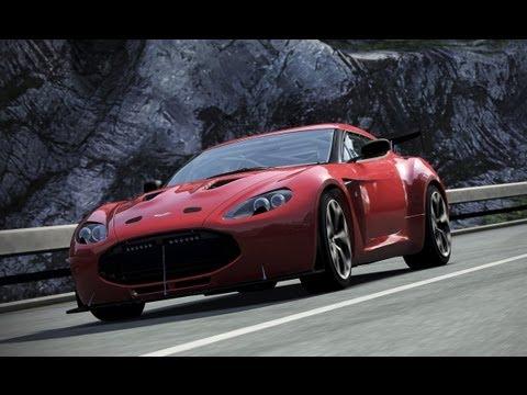 Aston Martin V12 Zagato 2011 v1.0