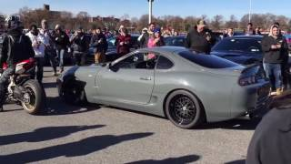 Best of Toyota Supra 2 Steps
