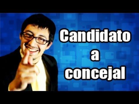 Candidato a concejal - chilenito TV