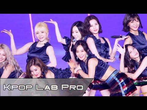 4K Girls Generation - Gee