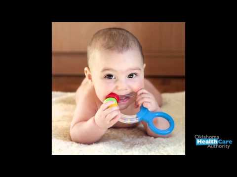 Infant Dental Care - National Children's Dental Health Month 2016