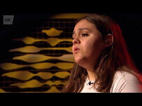 Carys | Chwilio am Seren | Junior Eurovision 2019 | Cymru | Wales