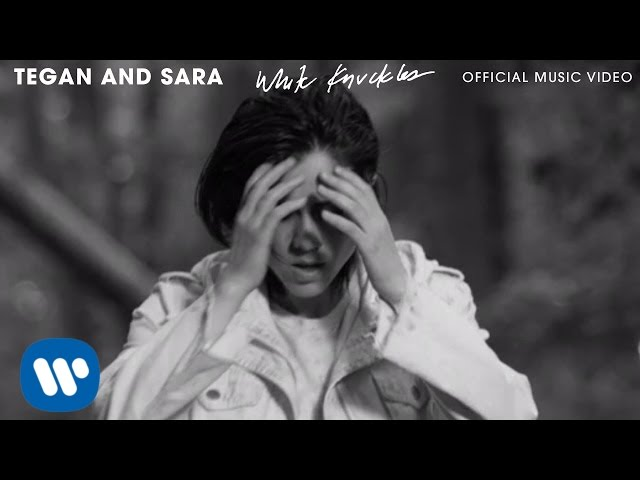 Tegan and Sara - White Knuckles [OFFICIAL MUSIC VIDEO]