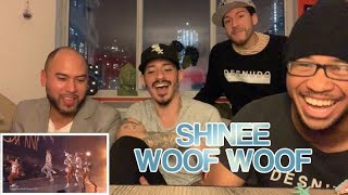NON-KPOP FANS REACT TO SHINEE WOOF WOOF