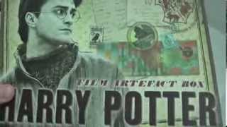 Harry Potter Film Artefact Box - The Noble Collection - Review By Movie Figures