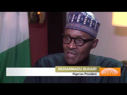 The Heat: Muhammadu Buhari, President of Nigeria, at UN70