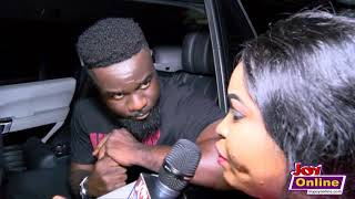 'Oofeetsɔ' is not a 'diss' song to Shatta Wale - Sarkodie