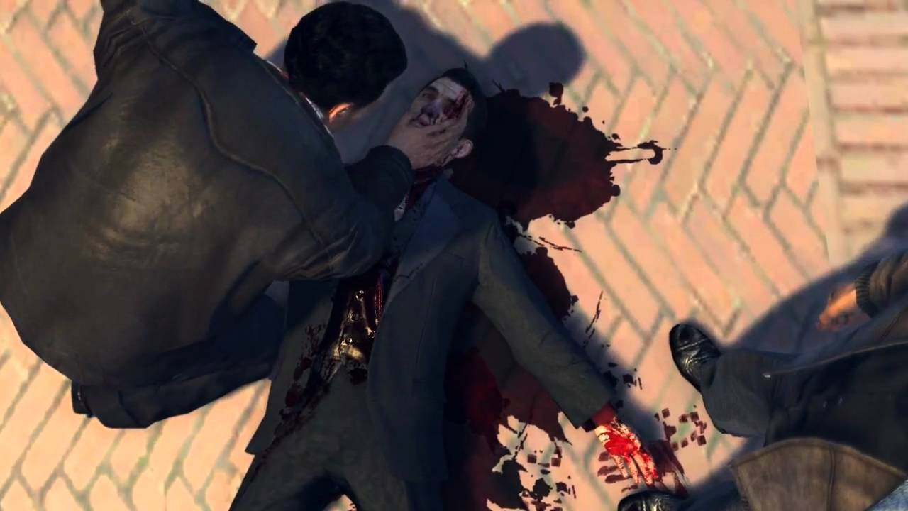 Photos Mafia 2 Mafia 2 Henry's Death Exit