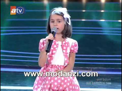Bir Şarkısın Sen 25.08.2012 | Bilgen TAŞ - Yüksek Yüksek Tepeler | www.modanzi.com.tr