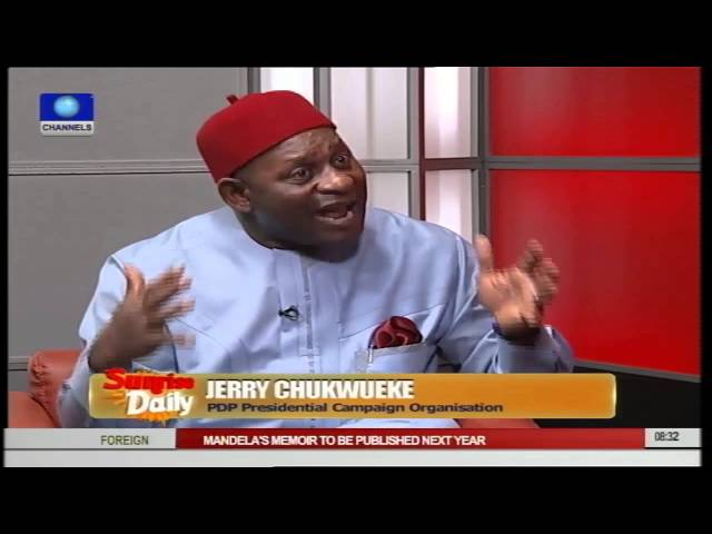 PDP Picks Holes In APC's Plan To Give N5,000 To 25 Million Poor Nigerians Pt.1