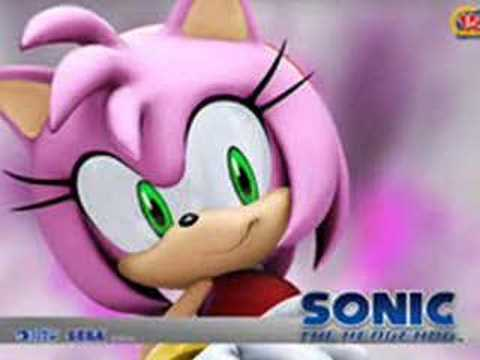Amy rose like real Gone ^-^
