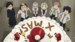 My top 5 funny moments in Blue Exorcist