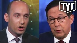 Fox's Chris Wallace SCHOOLS Stephen Miller On Air