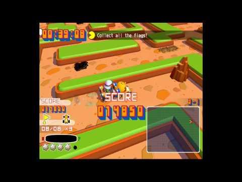 Namco Museum Remix Gameplay 8