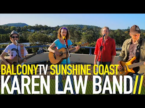 KAREN LAW BAND - ALL I NEED (BalconyTV)