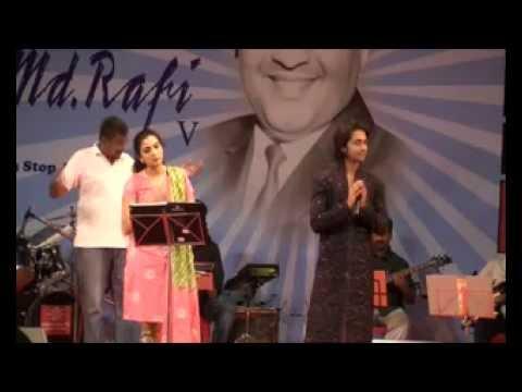Chup Gaye Saare Nazare Live