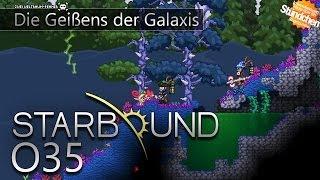 STARBOUND [HD+] #035 - Vagabunden des Weltenraumes ★ Let's Play Starbound