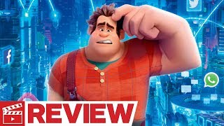 Ralph Breaks the Internet: Wreck-It Ralph 2 - Review
