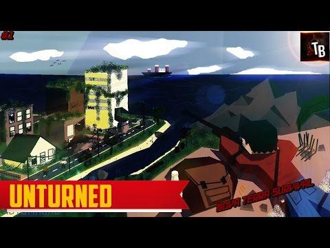 Nova Terra Survival! Uma Nova Serie No Canal #1? [Unturned Survival PT-BR]