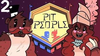Baer & Alyse Play Pit People (Ep. 2) - Tinkletown