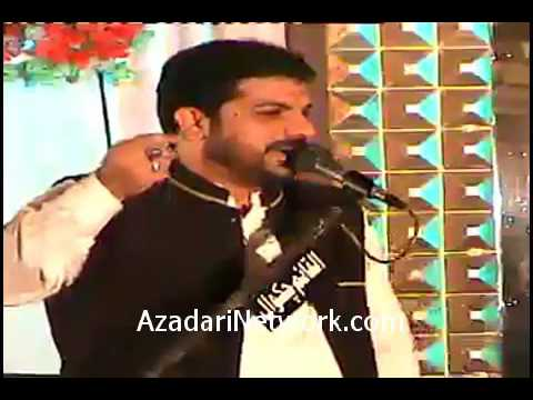 Allama Asif Alvi (Jashan 10 11 Shaban Iqbal Town Rawalpindi)