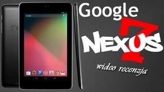 Google Nexus 7 3G - Wideo recenzja na FrazPC.pl