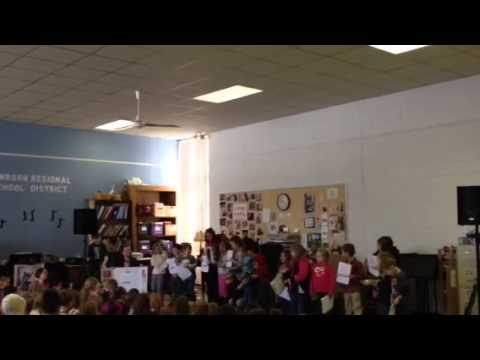 SeaCoast Charter School - Landon's class science fair project