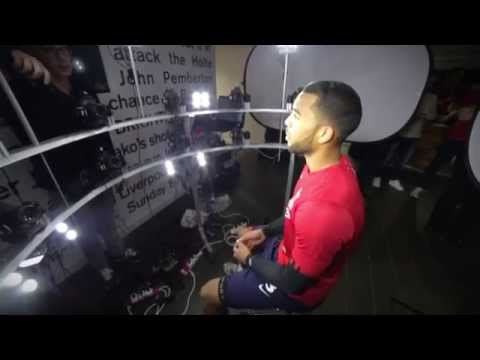 Crystal Palace Stars Talk FIFA15
