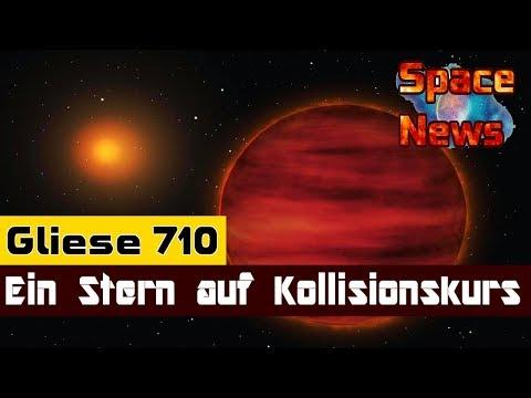 Gliese 710: Ein Stern auf Kollisionskurs mit dem Sonnensystem [Space News]