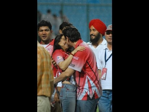 Ipl Preity Zinta Ipl Different Reactions,,,she Is The Best Cheer Leader For Her Team video
