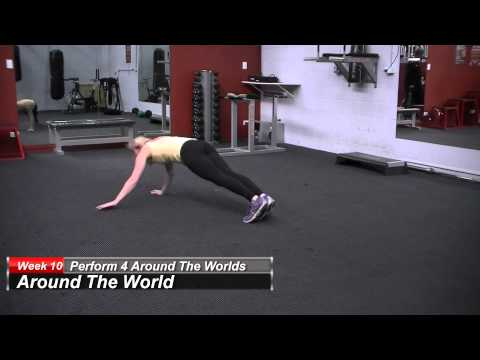 Workout Of The Week - Week 10